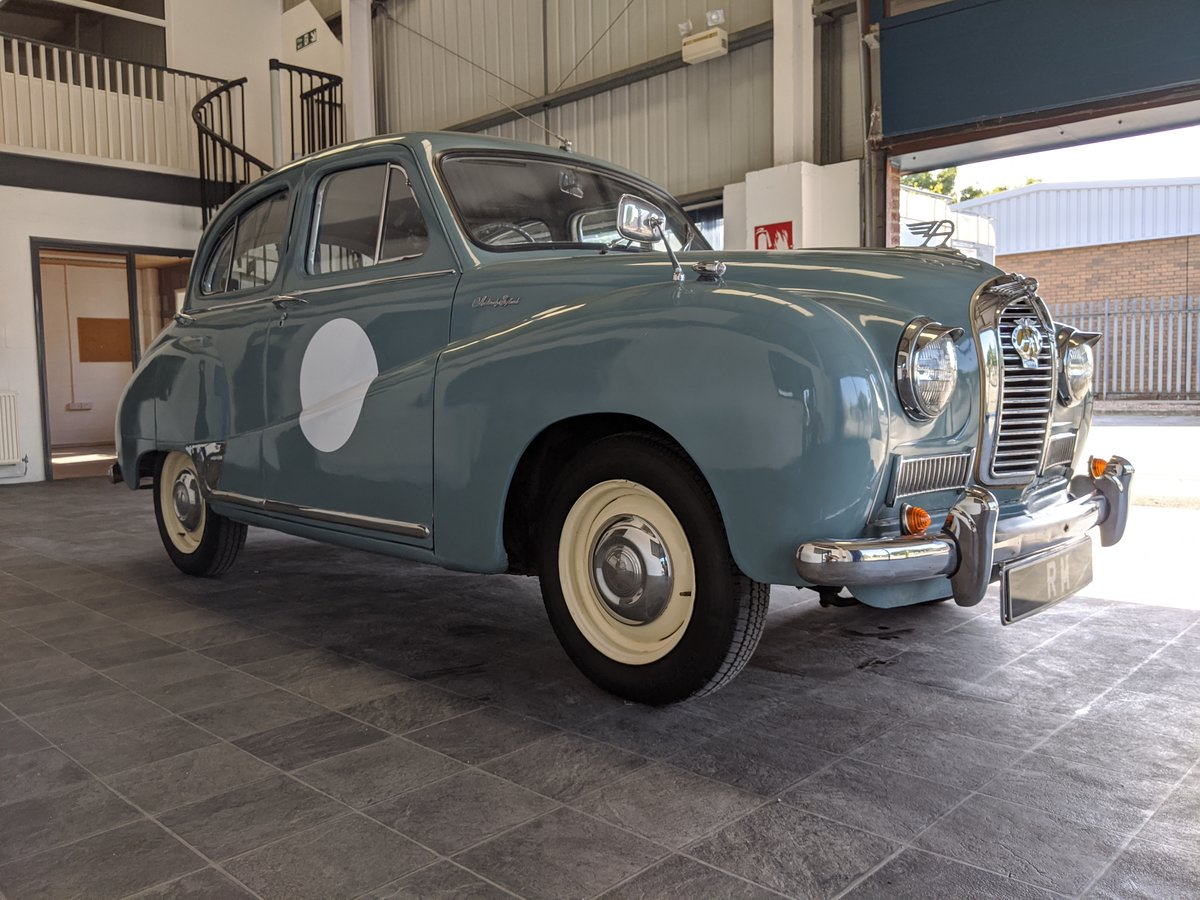 1954 Austin Somerset For Sale (picture 1 of 6)
