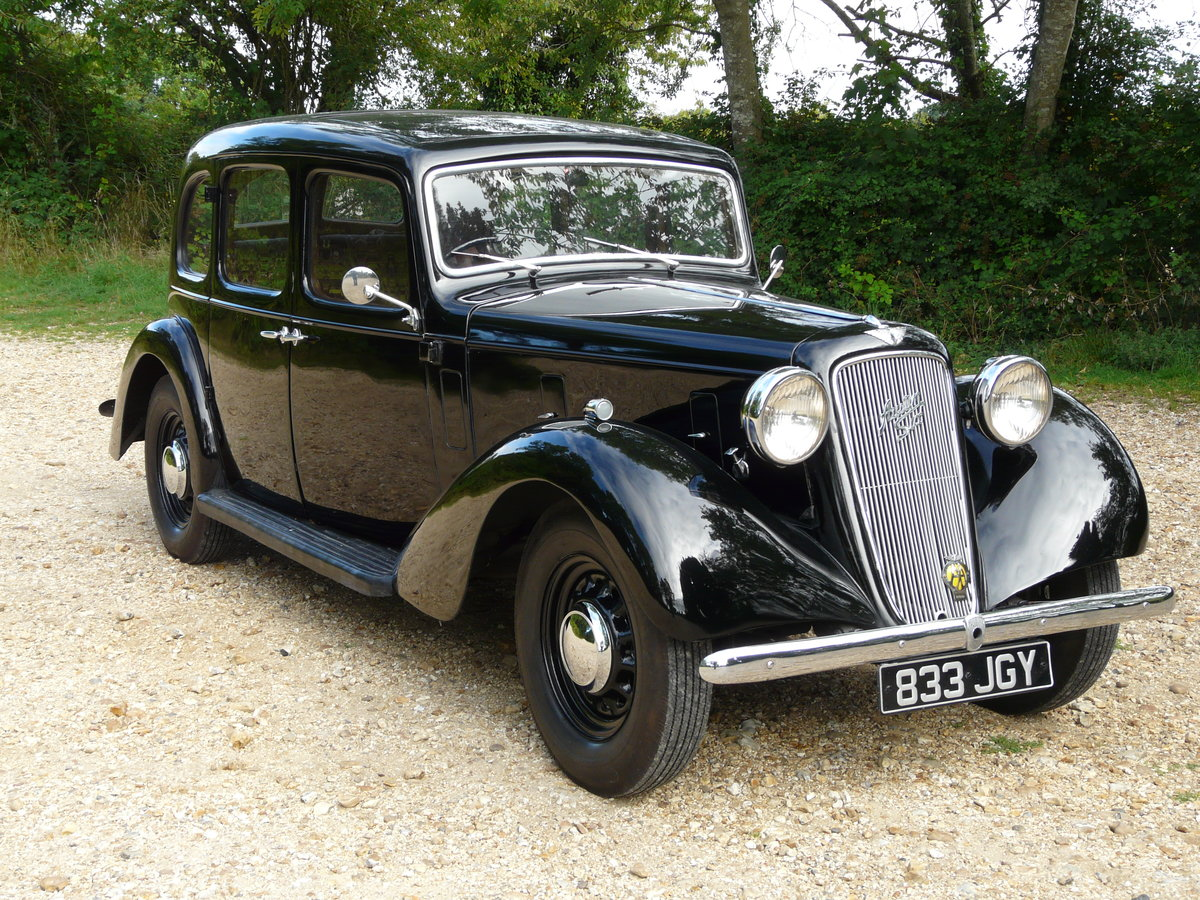 1937 AUSTIN 14/6 GOODWOOD For Sale (picture 1 of 6)