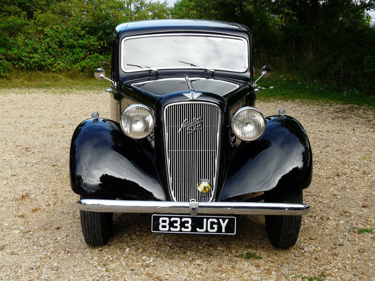 1937 AUSTIN 14/6 GOODWOOD For Sale (picture 2 of 6)