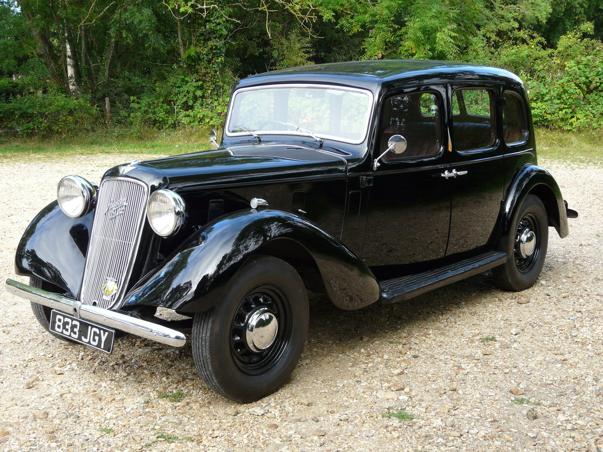 1937 AUSTIN 14/6 GOODWOOD For Sale (picture 3 of 6)