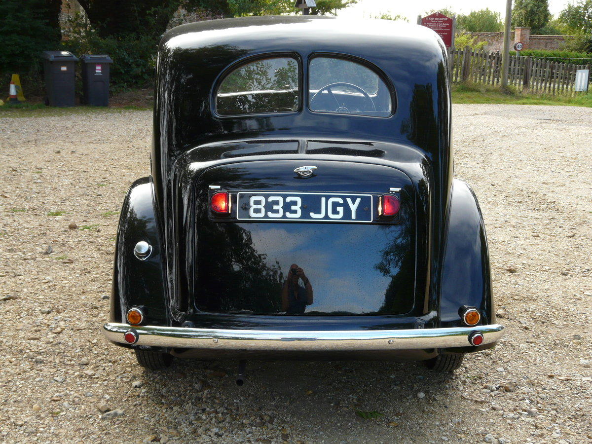 1937 AUSTIN 14/6 GOODWOOD For Sale (picture 4 of 6)