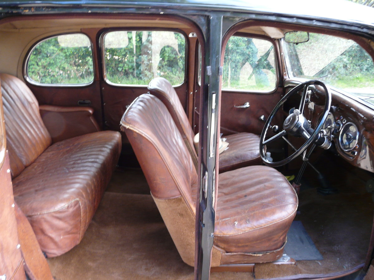 1937 AUSTIN 14/6 GOODWOOD For Sale (picture 5 of 6)