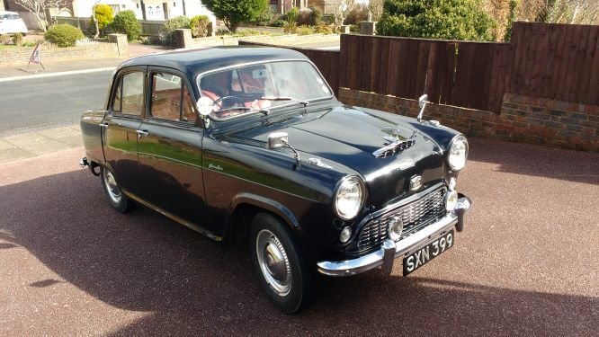 1956 Austin A40 Cambridge  For Sale (picture 1 of 6)