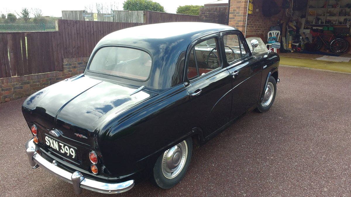 1956 Austin A40 Cambridge  For Sale (picture 2 of 6)