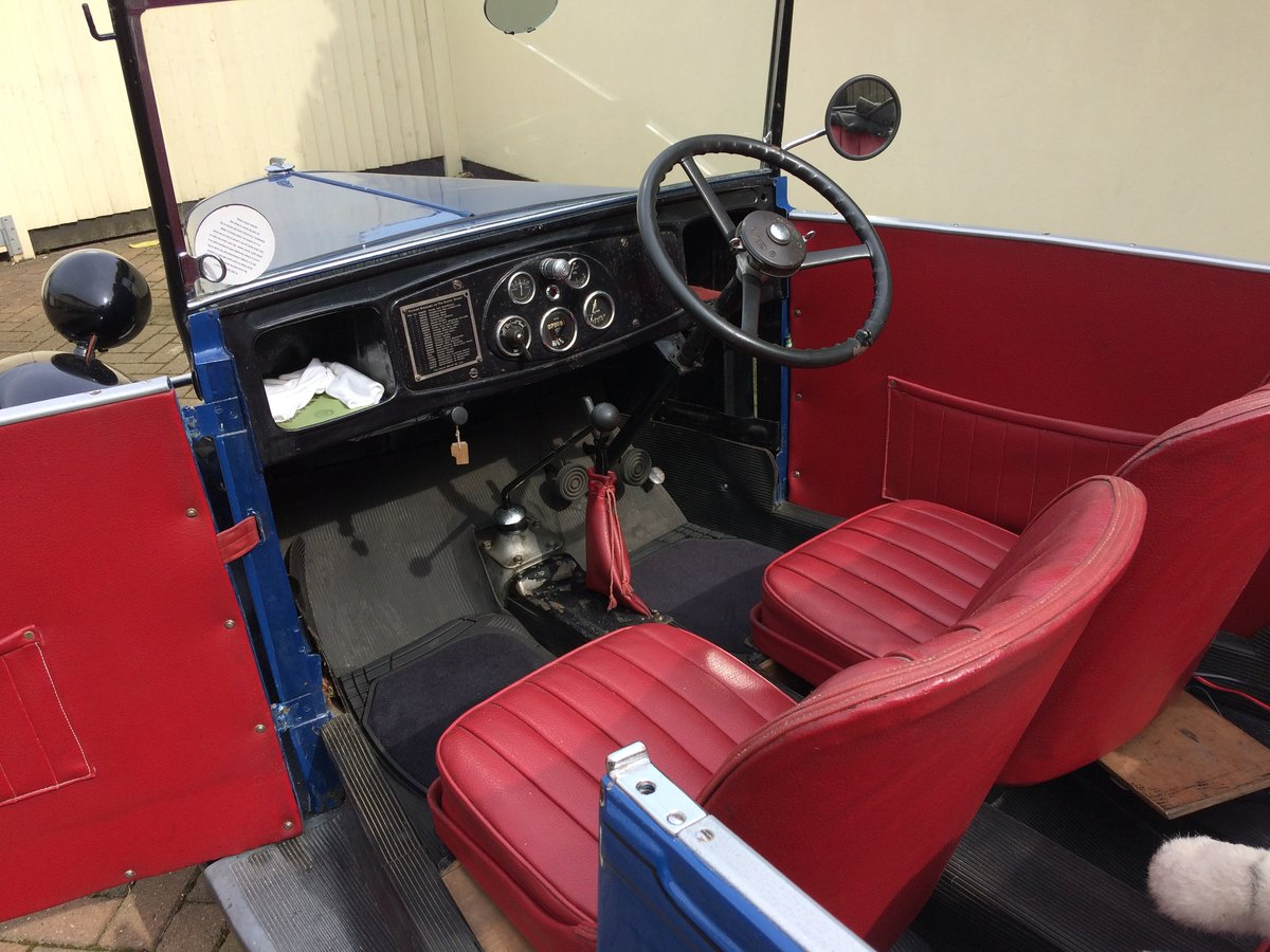 1934 Austin 7 4 seat tourer  For Sale (picture 2 of 5)