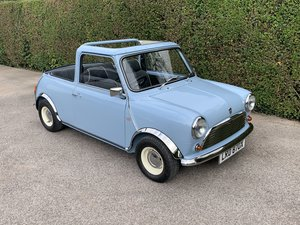 Austin Mini City Convertible