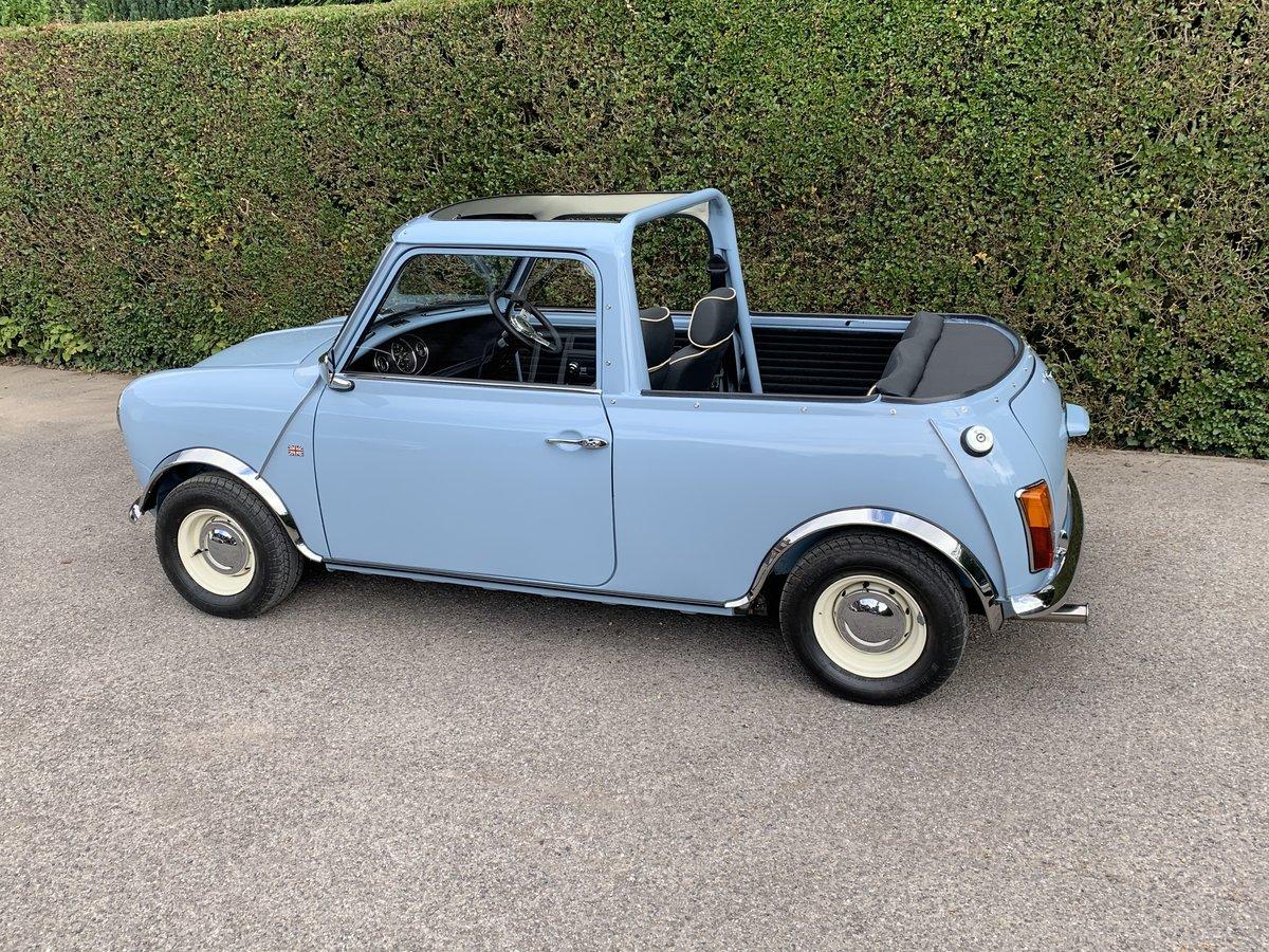 1981 Austin Mini City Convertible For Sale (picture 2 of 6)