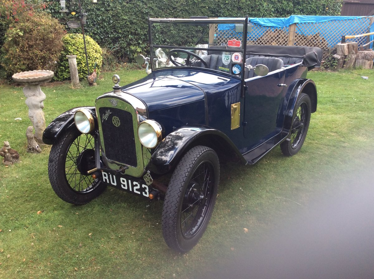 1929 Austin Chummy For Sale (picture 1 of 6)