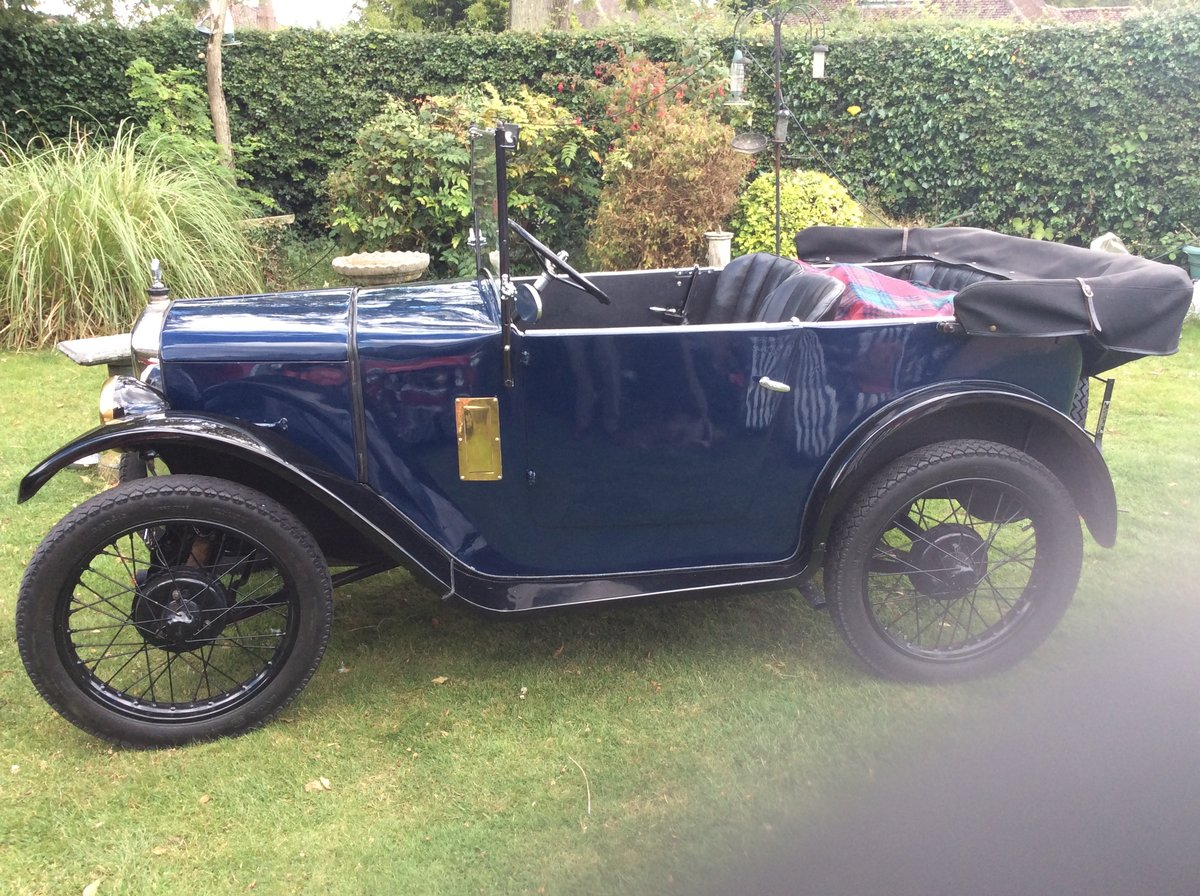 1929 Austin Chummy For Sale (picture 5 of 6)