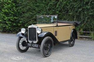 1933 Austin Seven RL Tourer