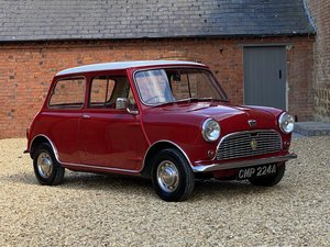 1963 Austin Mini 850 MK I. Beautifully Restored