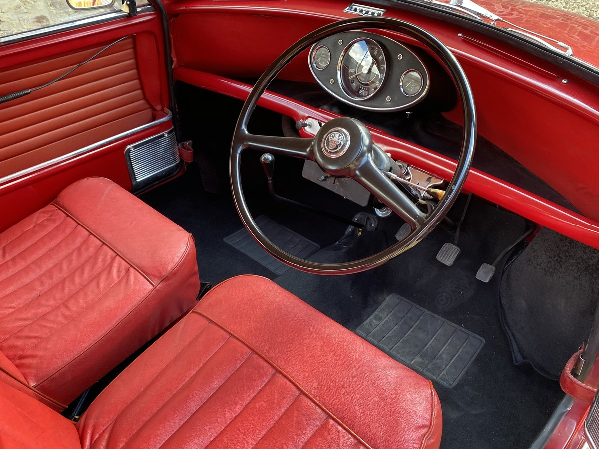 1963 Austin Mini 850 MK I. Beautifully Restored SOLD (picture 3 of 6)