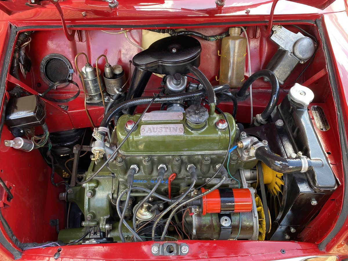 1963 Austin Mini 850 MK I. Beautifully Restored SOLD (picture 5 of 6)