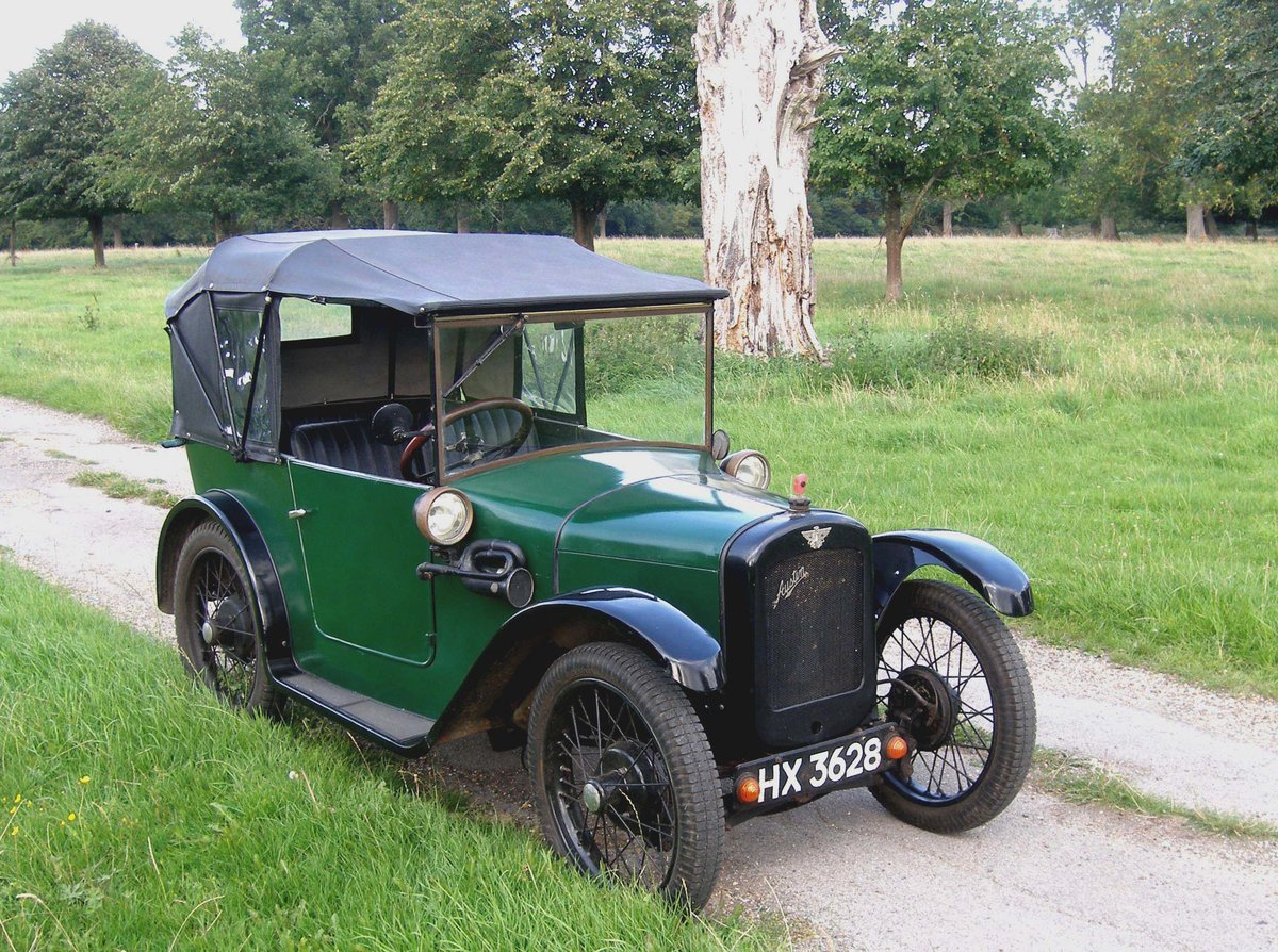 1931 Austin 7 Chummy special SOLD (picture 1 of 6)