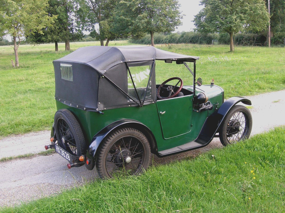 1931 Austin 7 Chummy special SOLD (picture 2 of 6)
