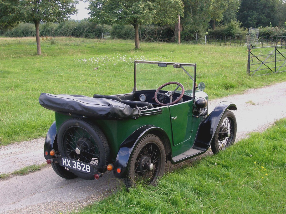 1931 Austin 7 Chummy special SOLD (picture 4 of 6)