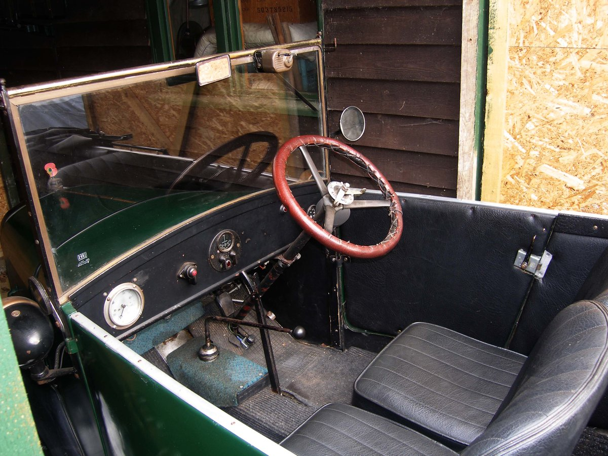1931 Austin 7 Chummy special SOLD (picture 5 of 6)