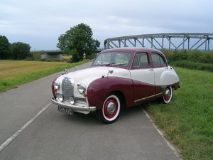 1954 Austin A40 Somerset Historic Vehicle