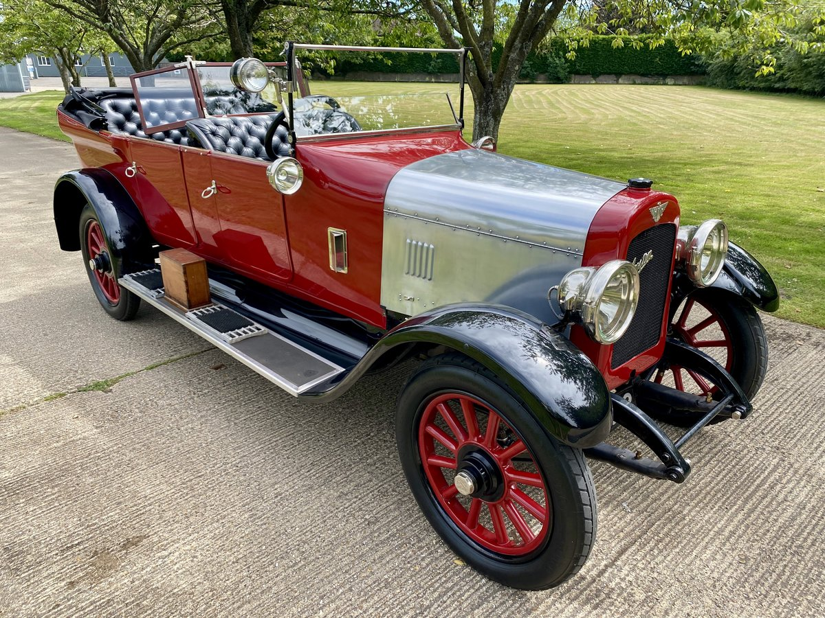 1917 Austin 20 EXP1 Prototype For Sale (picture 1 of 6)