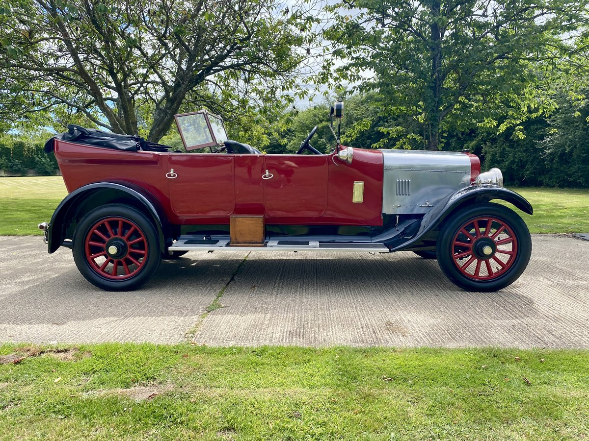 1917 Austin 20 EXP1 Prototype For Sale (picture 2 of 6)