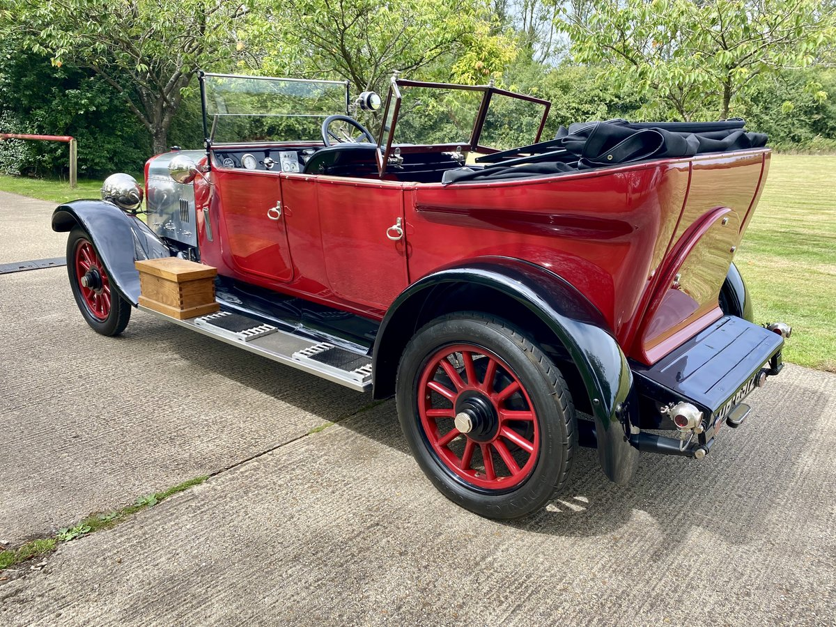 1917 Austin 20 EXP1 Prototype For Sale (picture 3 of 6)