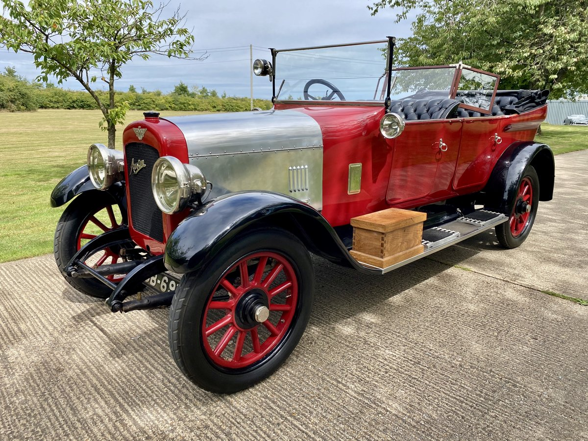 1917 Austin 20 EXP1 Prototype For Sale (picture 6 of 6)