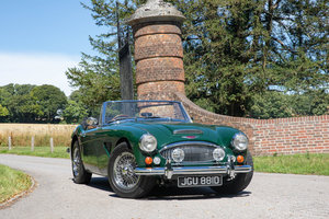 Picture of 1966 Austin Healey 3000 MkIII | Original RHD, New Full Leather  SOLD