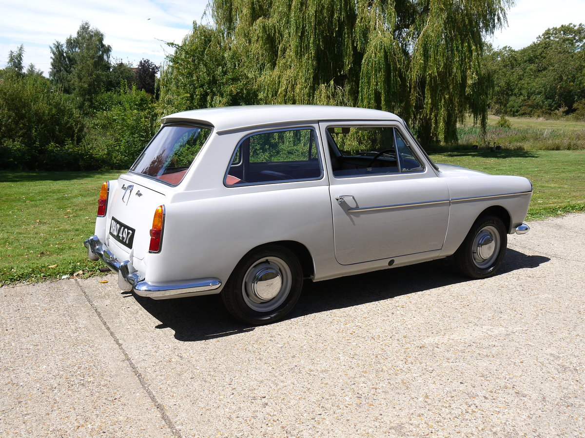 1960 Austin A40 Farina - 2 Owners, Low Miles For Sale (picture 3 of 6)