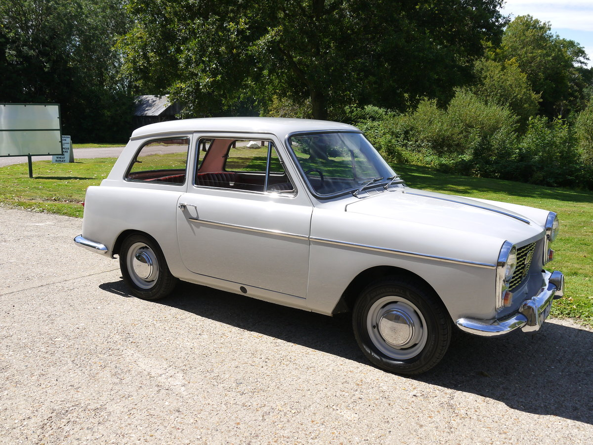 1960 Austin A40 Farina - 2 Owners, Low Miles For Sale (picture 4 of 6)