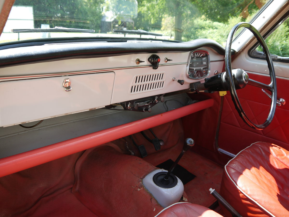 1960 Austin A40 Farina - 2 Owners, Low Miles For Sale (picture 6 of 6)