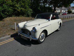 Austin A40 Sports 1952 - To be auctioned 30-10-20