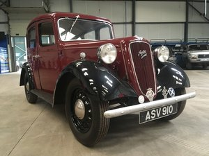 1937 Austin 7 - Early Production Example, fully restored  For Sale by Auction
