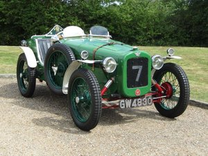 1932 Austin 7 Pocklington Special at ACA 22nd August  For Sale
