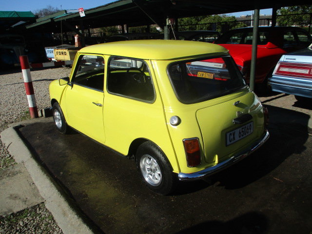 Mini 1000 great condition 1976 For Sale (picture 2 of 6)