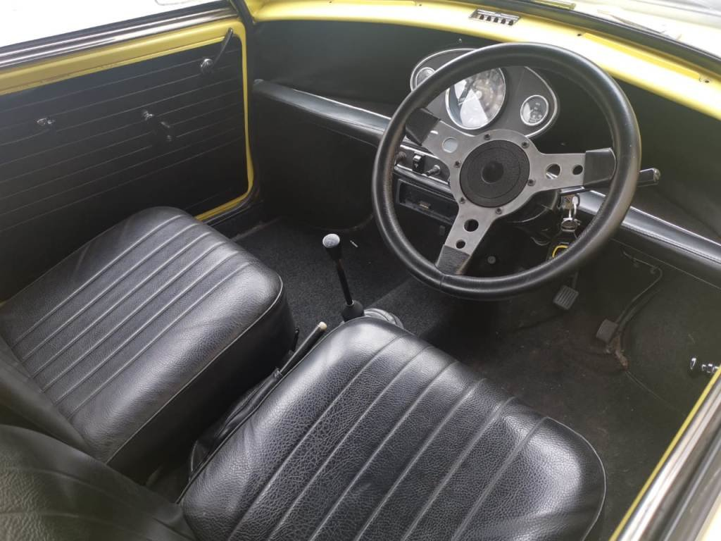 Mini 1000 great condition 1976 For Sale (picture 6 of 6)