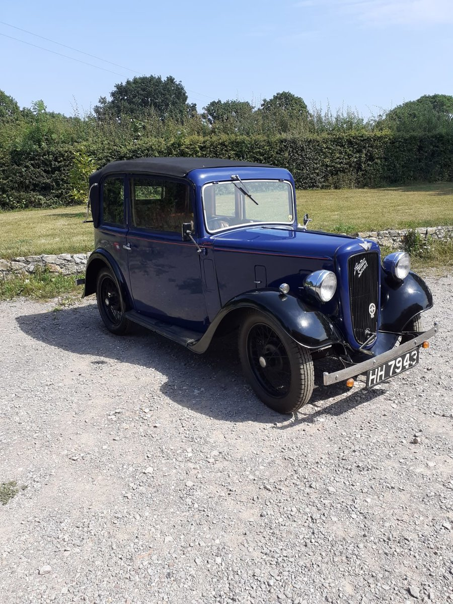 1934 Austin Pearl Mk1 SOLD (picture 1 of 6)