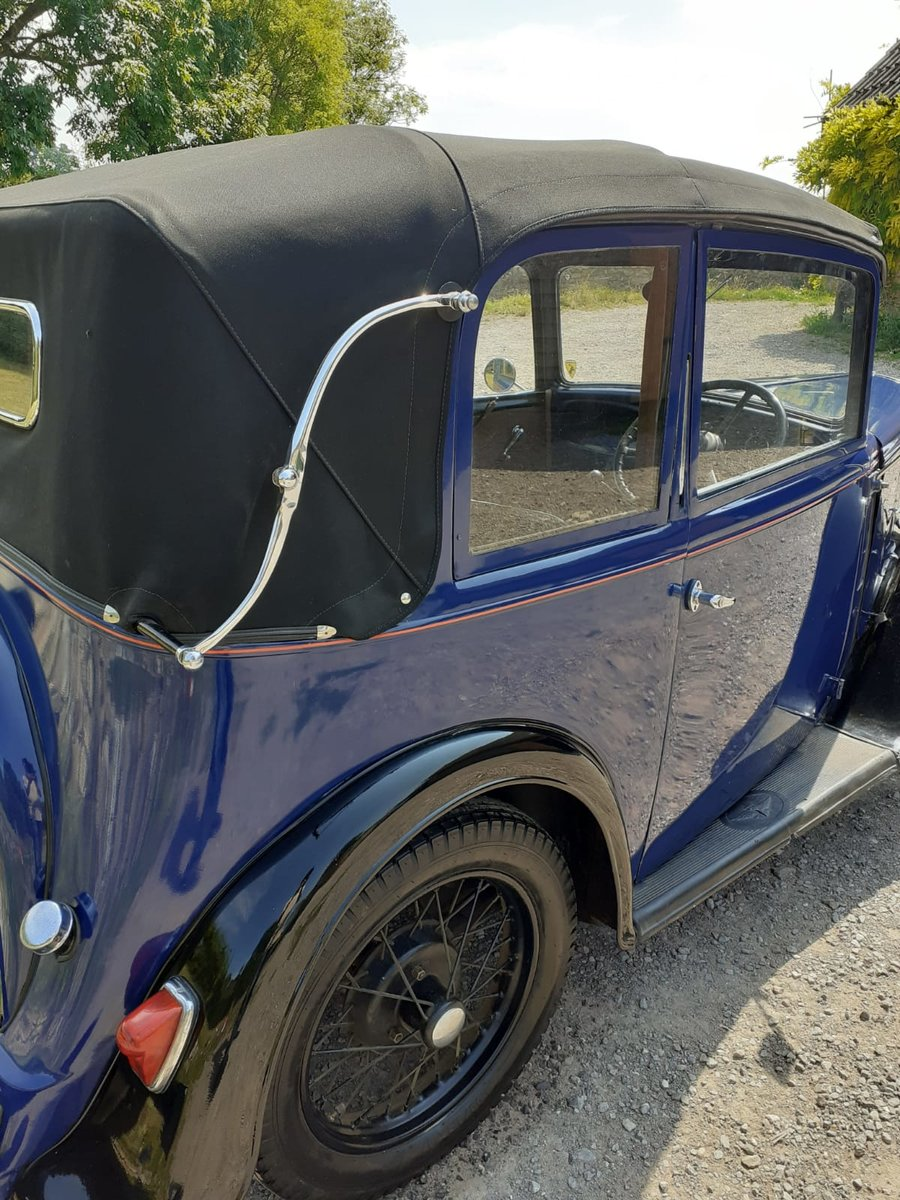 1934 Austin Pearl Mk1 SOLD (picture 4 of 6)