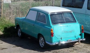 Picture of 1960 A40 Farina Mk 2 Race Car Project