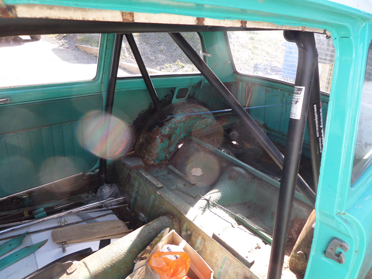 1960 A40 Farina Mk 2 Race Car Project SOLD (picture 4 of 6)