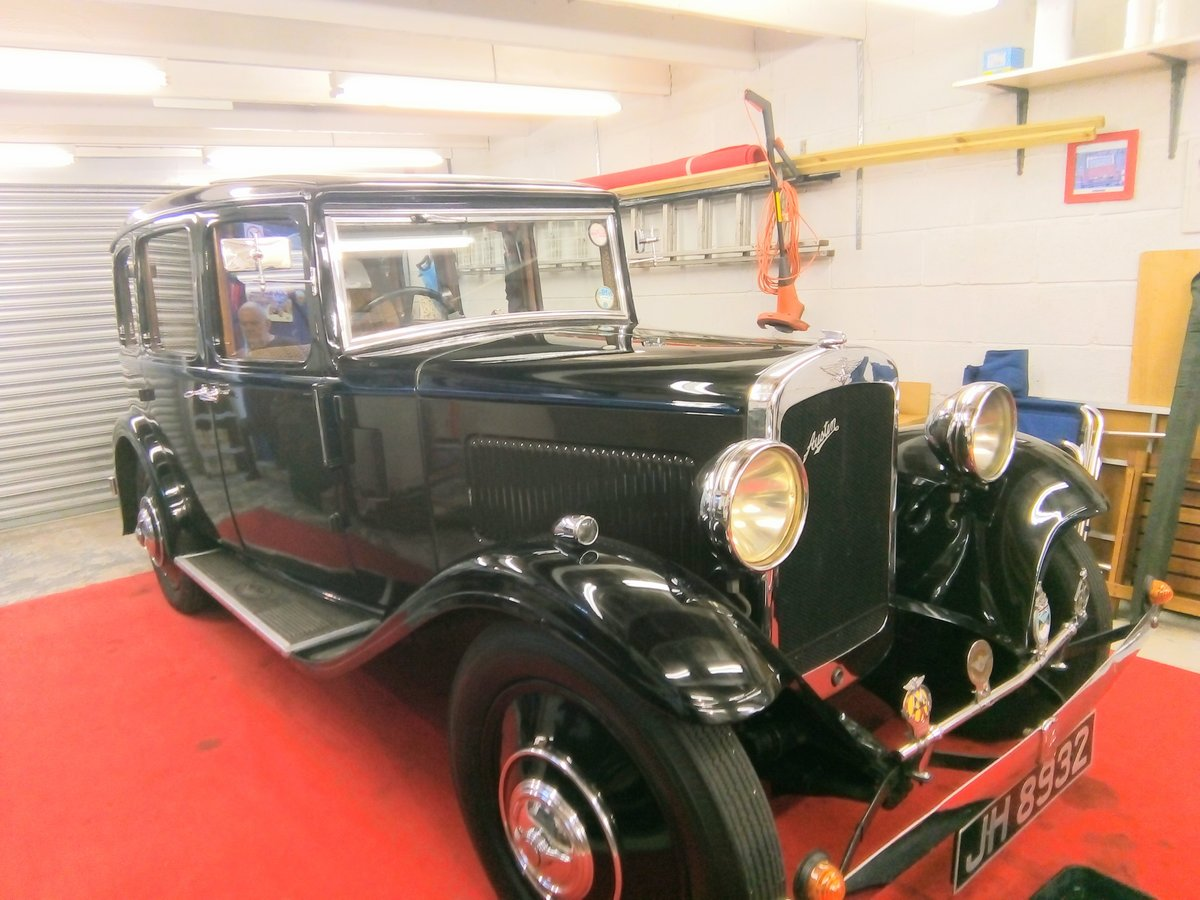 1934 Austin 12/4 Harley SOLD (picture 4 of 6)