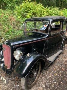 1937 Austin Seven Pearl