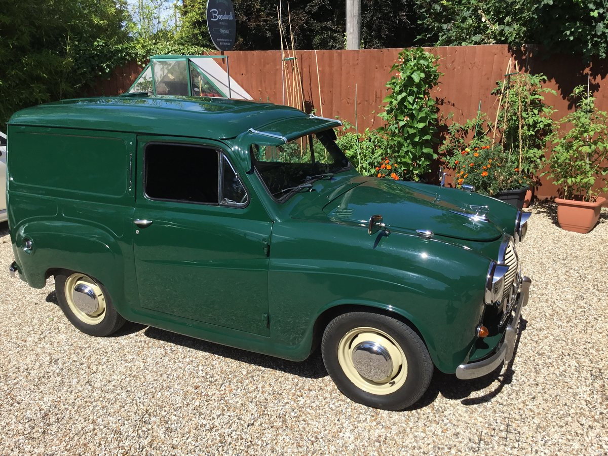 1958 Austin A35 Van For Sale (picture 1 of 6)