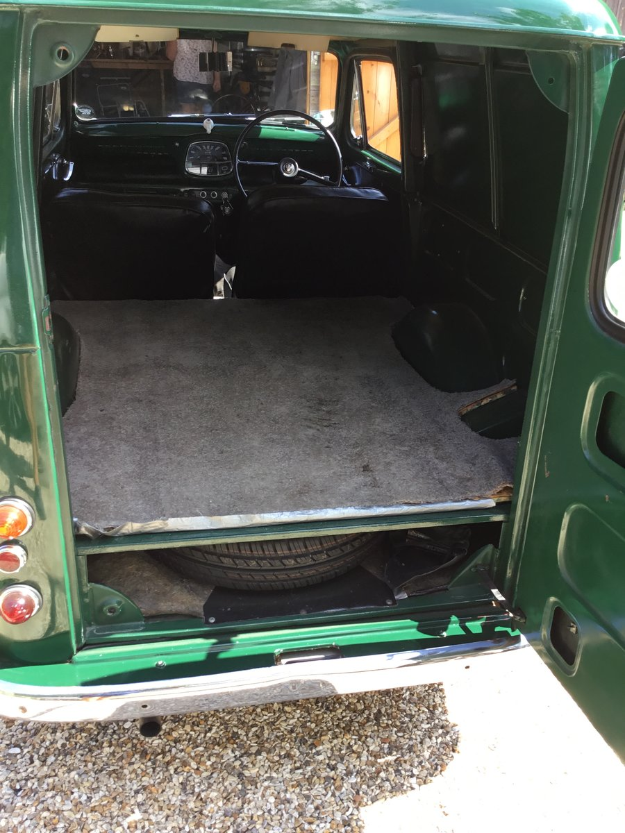 1958 Austin A35 Van For Sale (picture 5 of 6)