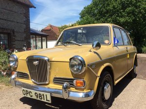 1972 Austin Wolesley MKII For Sale