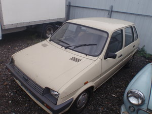 Picture of 1985 Austin Metro City X,MK1 5DR 52K dry stored.