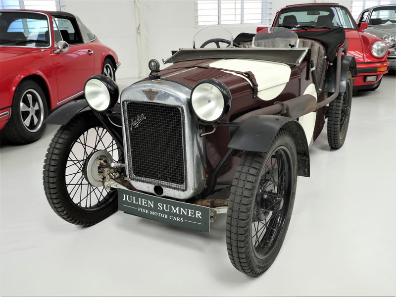 1929 Austin Seven Ulster Replica - Works Engine & Gearbox For Sale (picture 1 of 6)
