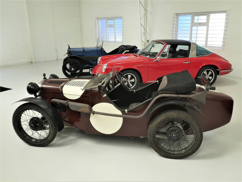 1929 Austin Seven Ulster Replica - Works Engine & Gearbox For Sale (picture 3 of 6)