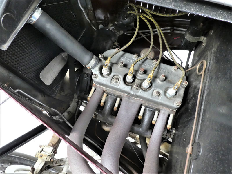1929 Austin Seven Ulster Replica - Works Engine & Gearbox For Sale (picture 6 of 6)