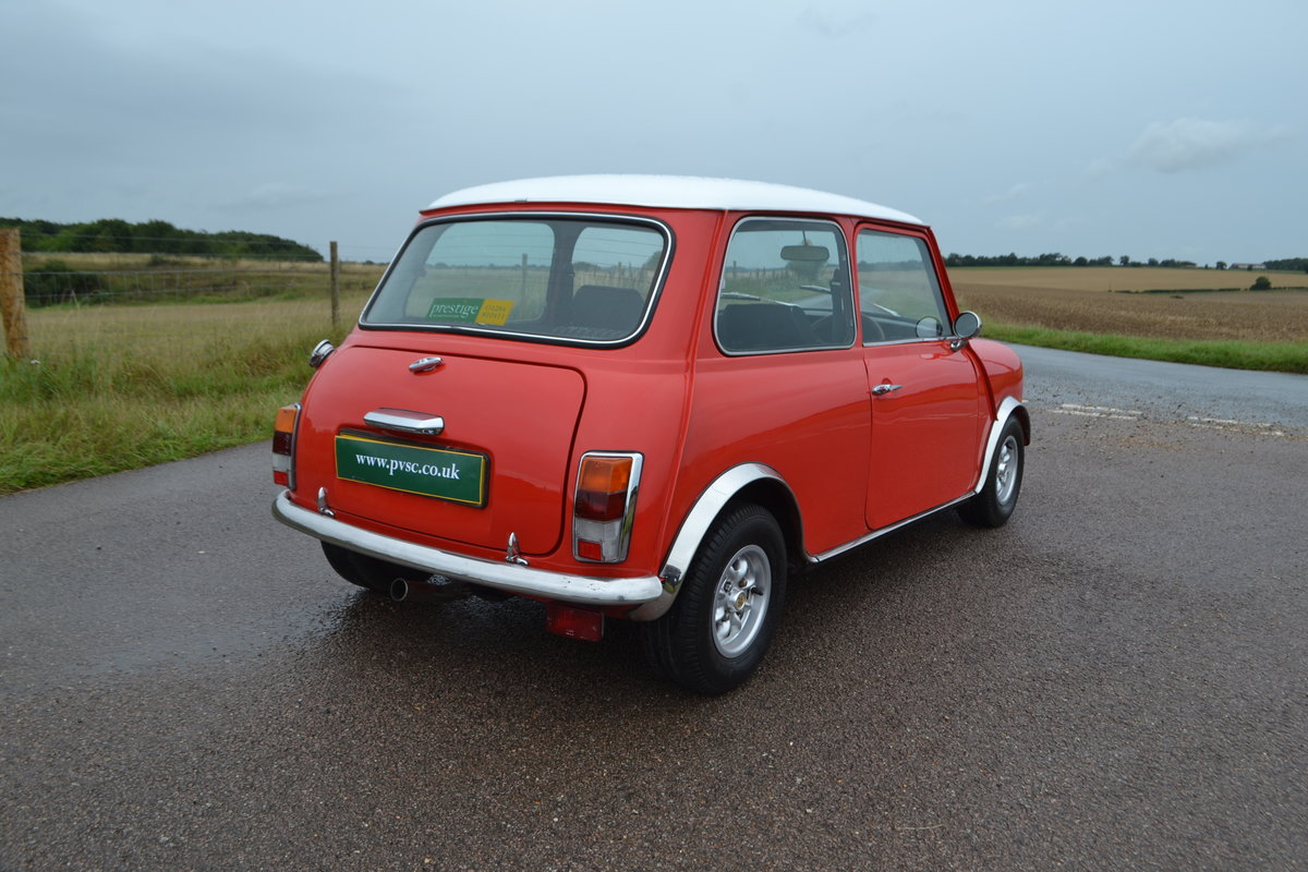 1983 Mini Classic + recommissioned, 1330cc, tastefully modified  For Sale (picture 2 of 14)