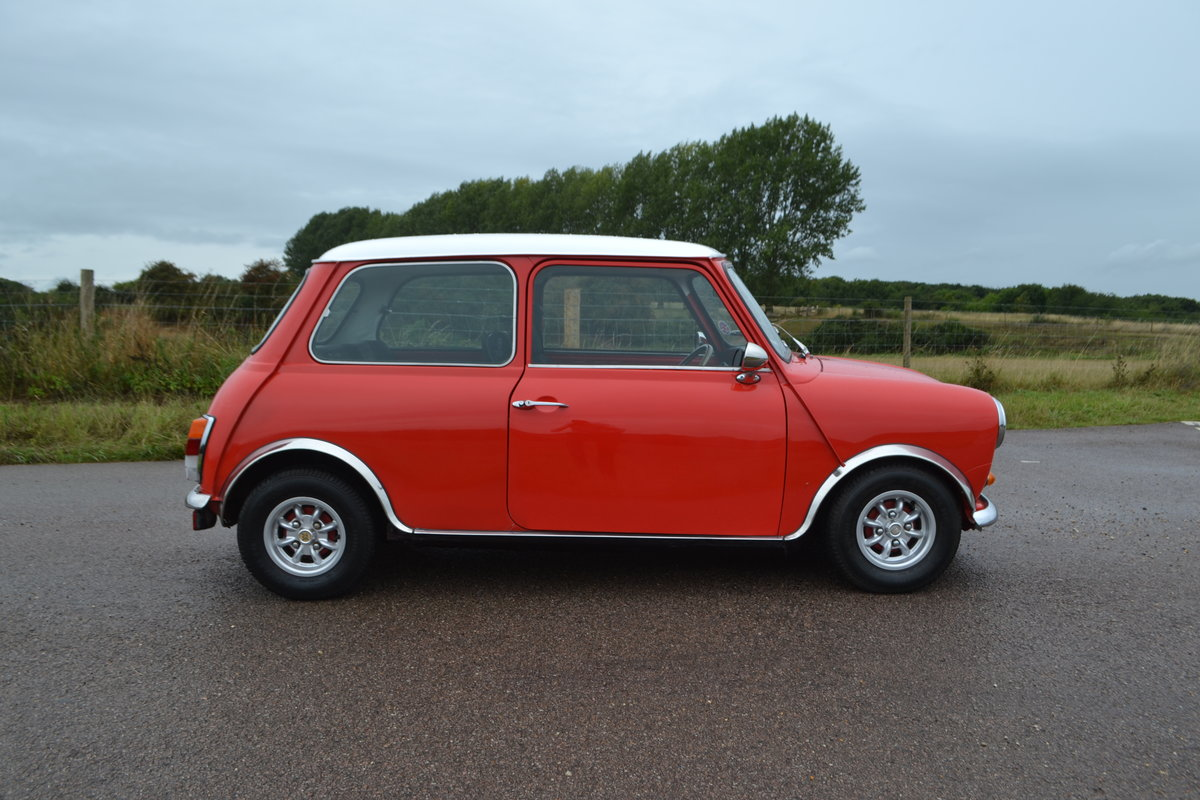 1983 Mini Classic + recommissioned, 1330cc, tastefully modified  For Sale (picture 3 of 14)